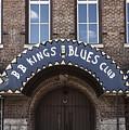 B.b. King's Blues Club by Ray Congrove