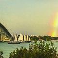 Be A Rainbow by Ola Allen