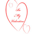 Be My Valentine by Judy Hall-Folde