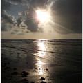 Beach After Sunrise  by Donna Wrachford