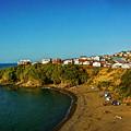 Beach - Ancud Chiloe by Roberta Bragan