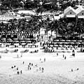 Beach At Grand Turk by Timothy Wildey