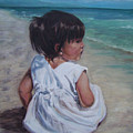 Beach Baby by Tahirih Goffic