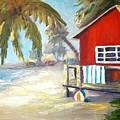 Beach Ball Resort by Wendy Shelley Studios