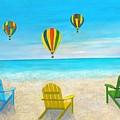 Beach Balloon Festival by Paul O Shaskan