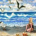 Beach Bliss by Linda Mears