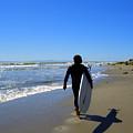 Beach Boy 1 by Robin Hernandez