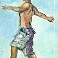 Beach Boy by Laura Rispoli
