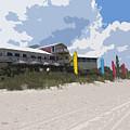 Beach Casino by Allan  Hughes