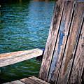 Beach Chair by Linda Galok