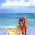 Beach Chair by Shawn McLoughlin