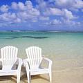 Beach Chairs by Bill Bachmann - Printscapes