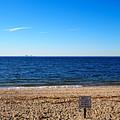 Beach Closed by Patrick Byrnes