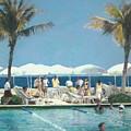 Beach Club by Thomas Tribby