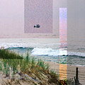 Beach Collage 3 by Steve Karol