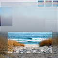 Beach Collage by Steve Karol