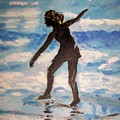 Beach Dancer by Ann Whitfield