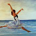 Beach Dancer by Carolyn Shireman