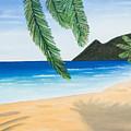Beach Day by Sandra Lorant