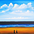 Beach Dogs by Todd Young