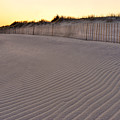 Beach Fence Robert Moses State Park by Jim Dohms