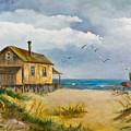 Beach Getaway by Joni Dipirro