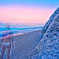 Beach Ghost by Jean-luc Bohin