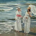 Beach Girls. by Norman Kelly
