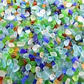 Beach Glass by Mary Deal