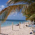 Beach Grand Turk by Debbi Granruth