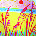 Beach Grasses by Rod Whyte