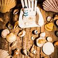 Beach House Artwork by Jorgo Photography - Wall Art Gallery