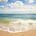 Beach Impression Hoernum Sylt by Angela Doelling AD DESIGN Photo and PhotoArt