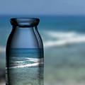 Beach In A Bottle by Pamela Walton