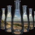 Beach In Bottles by Harmen Haaima