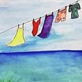 Beach Life  by Gail Nandlal