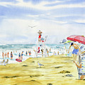 Beach Life by Melly Terpening