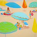 Beach Living by Jan Matson