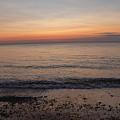 Beach Ocean Waves At Dawn 4 by Richard Griffin