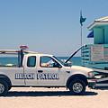 Beach Patrol by Steven Scott