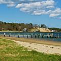 Beach Pier by Bill Barber