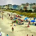 Beach Play by Kathy Barney