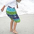 Beach Play Time by Jennifer White