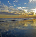 Beach Reflections by Phill Doherty