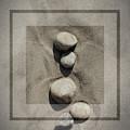 Beach Rocks 1 by Patty Vicknair