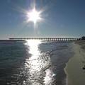 Beach Scene by Shannon Turek