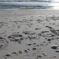 Beach, Self-named by Laura Martin