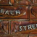 Beach Street Sign Nyc by Robert Ullmann