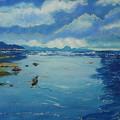Beach Study3 by Charles Vaughn