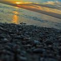 Beach Sunrise by Allen Williamson